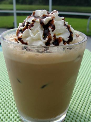 Iced Coffee Mocha. Photo by diner524