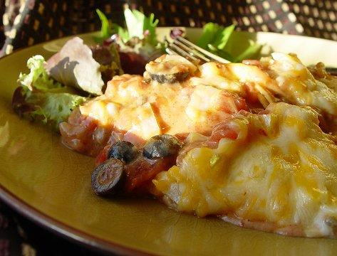 King Ranch Chicken Casserole (Oamc). Photo by Beautiful BC