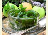 Old Fashion Apple-Mint Jelly