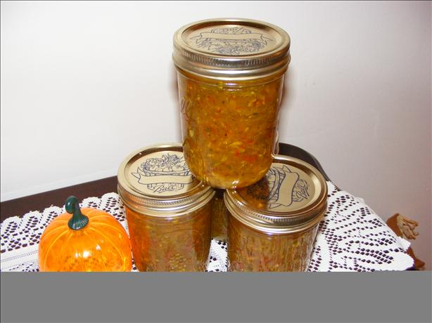 Zucchini Relish. Photo by MISSIB