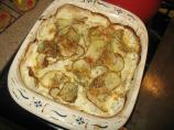Classic Pommes Boulang&egrave;re - French Gratin Potatoes