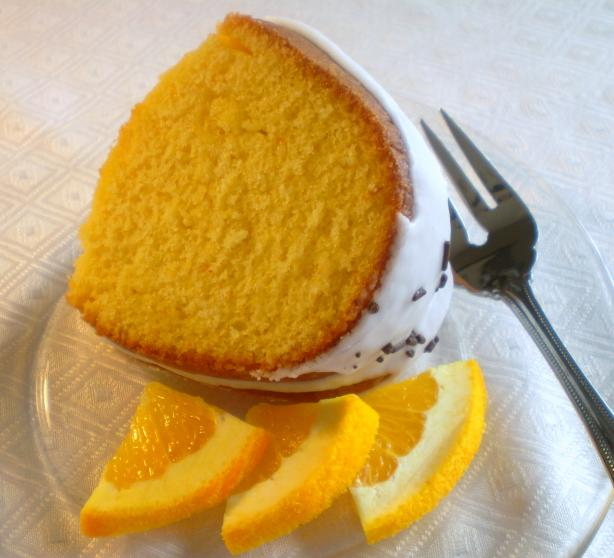 Orange Dreamsicle Cake. Photo by TasteTester