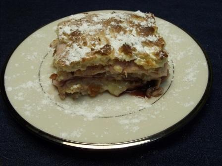 Monte Cristo Delights. Photo by Mulligan