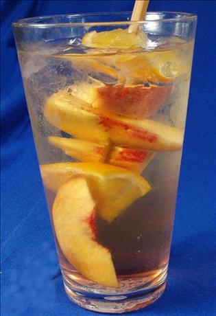 Mammas White Sangria. Photo by gourmetmomma