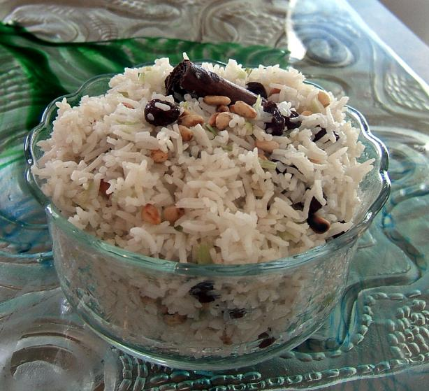 Pulau Nepalese Basmati Rice Dish. Photo by Kathy228