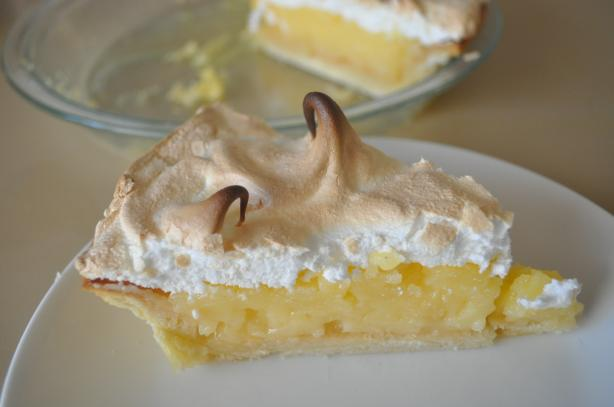 Lemon Meringue Pie. Photo by I'mPat