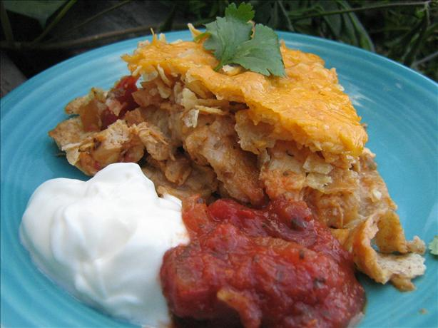 Super Tasty Lite Mexican Chicken Casserole. Photo by ~Leslie~