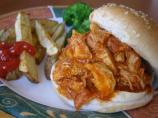 Turkey Barbecue Sandwich