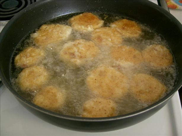 Chicken, Cheese & Bacon Potato Balls. Photo by Sonya01