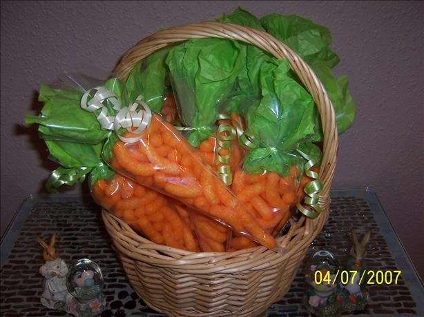 Easy Easter Carrots (Peter Rabbit's Carrots). Photo by Mommy Diva