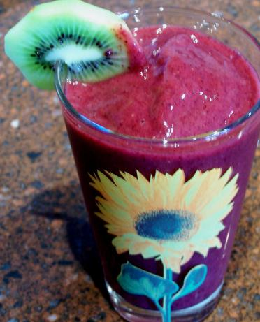 Blueberry-Kiwi Extreme. Photo by Rita~