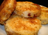 Fried Grits Patties