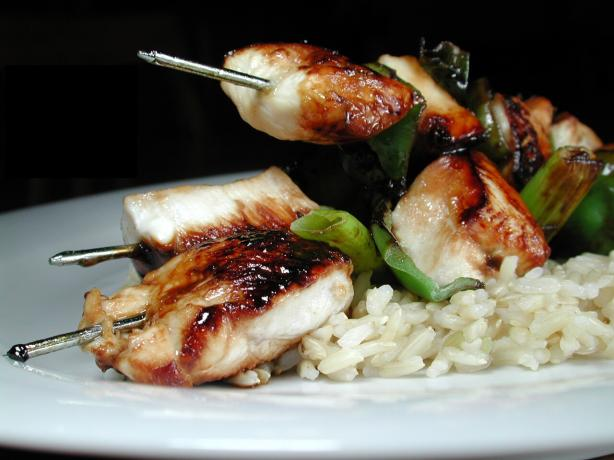 Ww 7 Points - Chicken Yakitori (Kebabs). Photo by Chef floWer