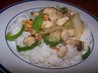 Thai Chicken & Cashews. Recipe by Goji Girl