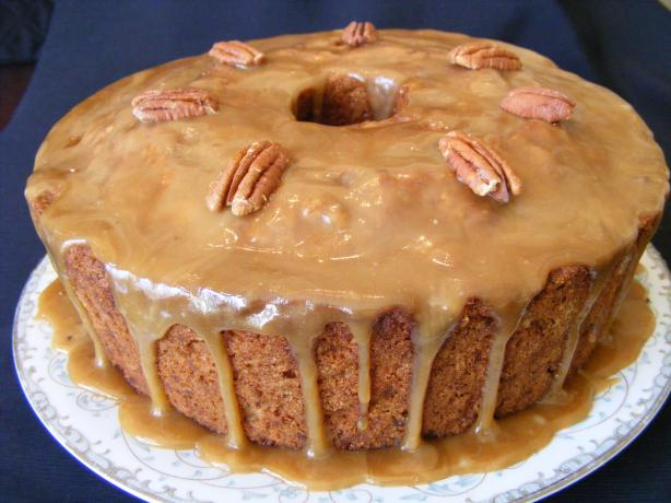 Apple Dapple Cake. Photo by Seasoned Cook