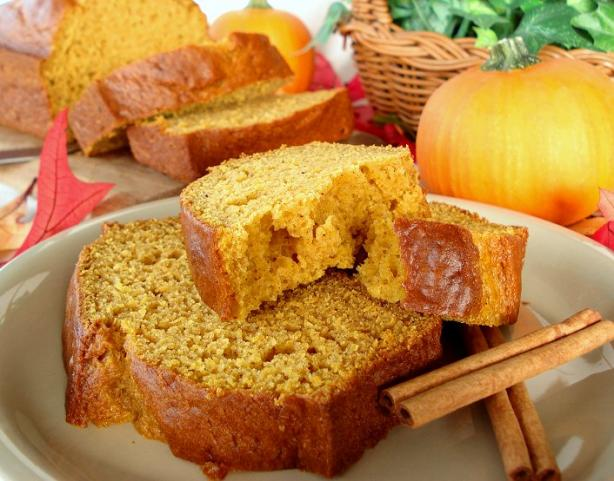 Pumpkin Pie Spice Bread. Photo by Marg (CaymanDesigns)
