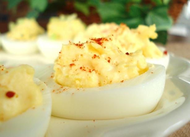 Picky Eaters Deviled Eggs. Photo by Marg (CaymanDesigns)
