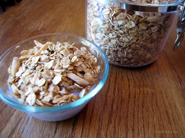 Muesli in a Slow Cooker / Crock Pot. Photo by loof