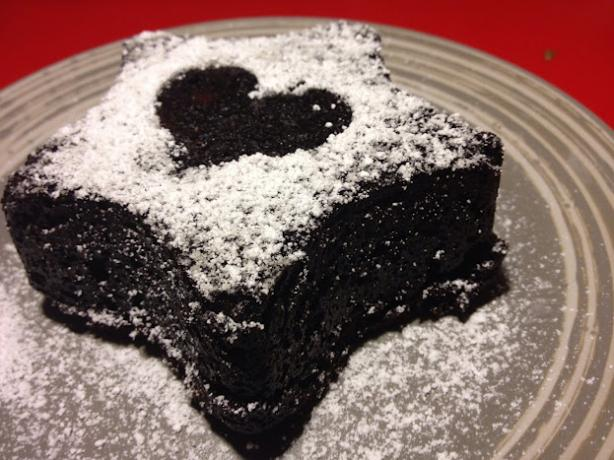 Rich, Fudgy Vegan Brownies. Photo by beckagator