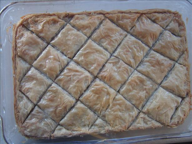 Thea's Baklava. Photo by Tia Mouse