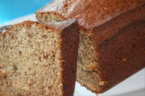 Moist and Delicious Banana Bread. Photo by ~Nimz~