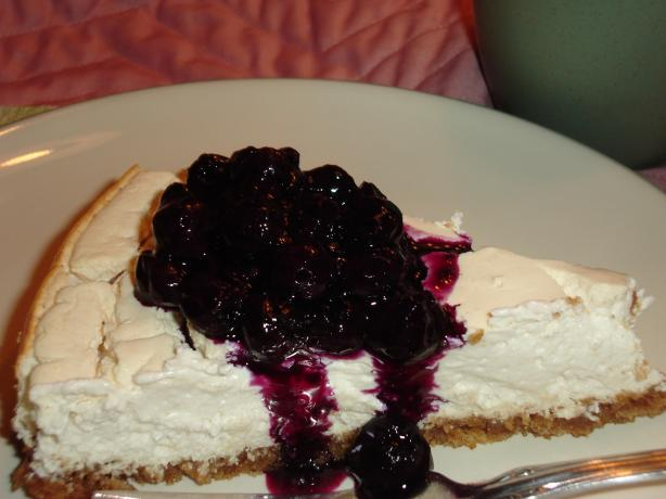 German Cheesecake (Fat Free; Sugar Free). Photo by Chef #869789