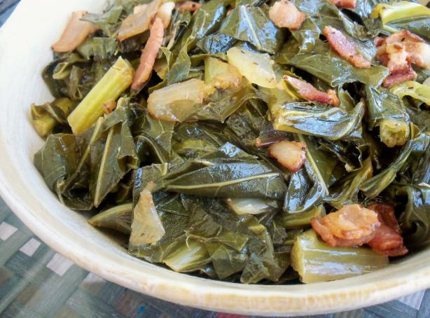 Southern Collard Greens. Photo by *Parsley*