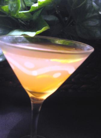 Mafia Martini. Photo by mary winecoff