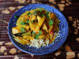 Chicken and Mango Curry