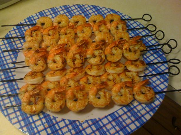 Outback Steakhouse Grilled Shrimp on the Barbie. Photo by mariamcky