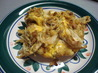 Cheesy Chicken Casserole. Recipe by wwltmom