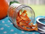 Sun Dried Orange Peel -  for Tagines, Daubes and Sweet Things!