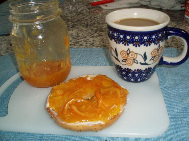 Clementine Marmalade. Photo by mygarten