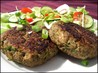 Chicken and Vegetable Burger Patties