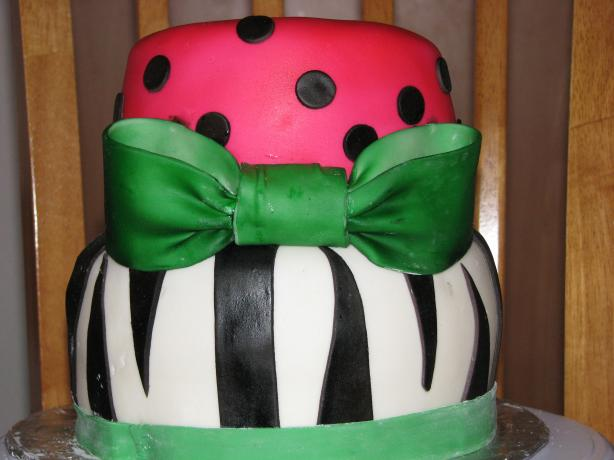 Marshmallow Fondant. Photo by Crystal Dawn 83