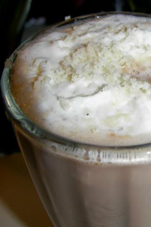 Macadamia Nut Mocha. Photo by Baby Kato