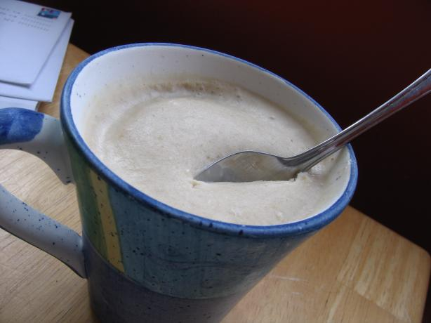 Peanut Butter Banana Oat Smoothie. Photo by White Rose Child