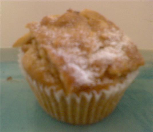 Streusel Honey Nut Cupcakes. Photo by rainna