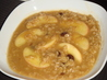 Apple Cinnamon Oatmeal Porridge. Recipe by Chef #573662