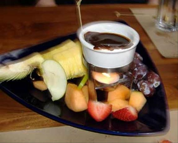 Easy Mocha Fondue. Photo by An_Net