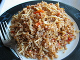 Chef Flower's Cracked Wheat Pilaf  - Kibrisli Bulgur Pilavi