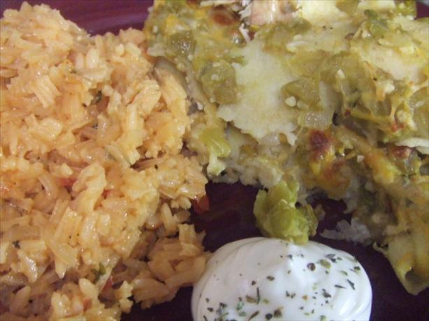 Green Chile Chicken Enchiladas. Photo by Vseward (Chef~V)