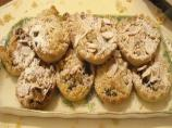 Orange and Almond Crumble Christmas Mince Pies