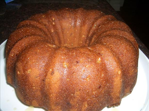 Bourbon Brown Sugar Pound Cake. Photo by chia