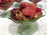 Susan&#39;s Cranberry Apple Crisp