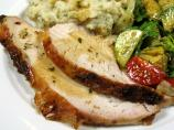 Vera&#39;s Roast Turkey Breast With Garlic and Thyme