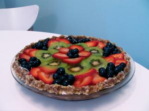 Vivian's Raw Pie. Photo by jude503