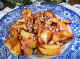 BBQ or Griddled Peaches