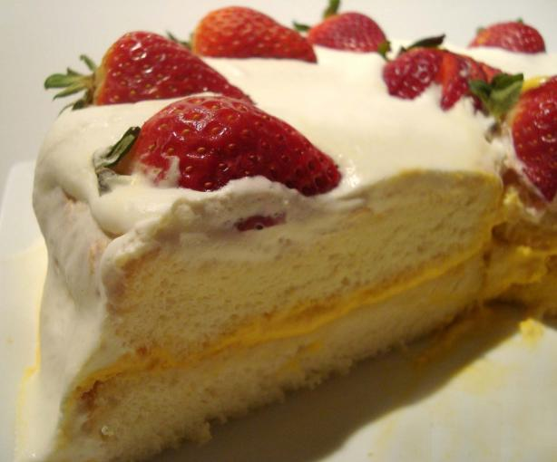 Chinese Sponge Cake (Baked, Not Steamed). Photo by lilsweetie