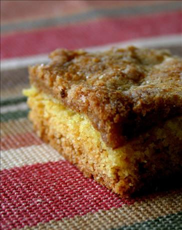 Pumpkin Dessert Squares. Photo by Cookin-jo